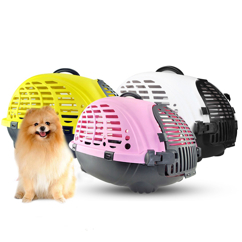 Dog Car Carrier Pet Travel Crate Cage Portable Dog Outdoor Carrier Handbag Carrying Bags Pet Travel Carrier Kennel Accessories
