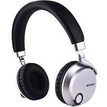 Sansui I32 Active Noise Cancelling Fones De Ouvido de ALTA FIDELIDADE Do Bluetooth Suporte NFC Bluetooth 4.1 Auscultadores Over-Ear com Microfone Apt- X