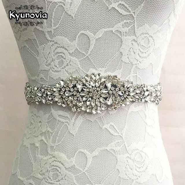 Crystal Wedding Belts 2