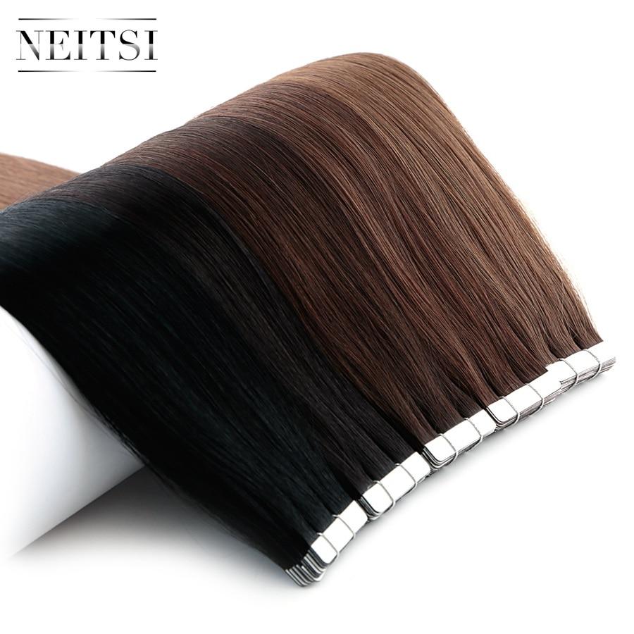 Shirita Neitsi Remy në Zgjatjet e Flokëve të Njeriut Rrëshqitje e - Flokët e njeriut (të bardha) - Foto 2