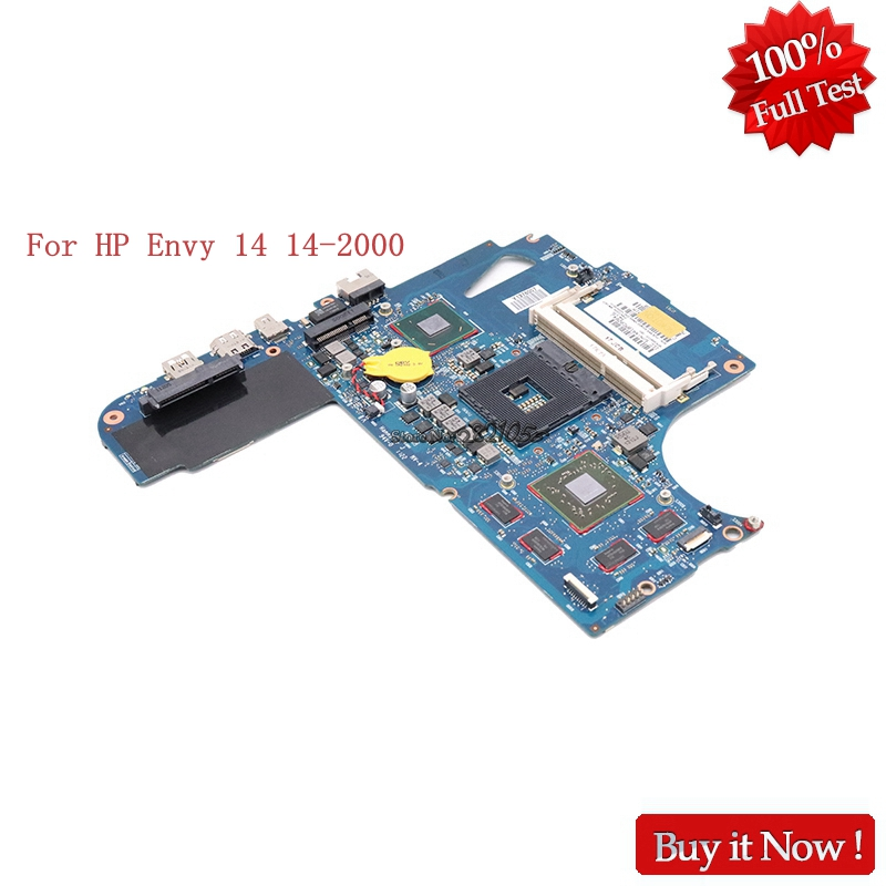 купить NOKOTION For HP Envy 14 14-2000 654173-001 Laptop Motherboard PCA SYS Board HD6630M 1GB Video Card 6050A2443401-MB-A02 недорого