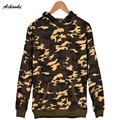 2016 Winter Camouflage Color Hoodie Blank Clothes XXS To 4XL Thick With Cap Men/women Camouflage Series Fashion Depth/shallow XL