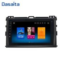 Автомобильный мультимедийный Системы Android для Toyota Prado 120 2004 2005 2006 2007 2008 2009 Android 8,0 4 г Оперативная память 32 г Встроенная память