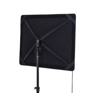 Image 4 - FalconEyes RX 18TD 100W 504pcs Flexible Roll LED Video 3200K 5600K Light Rollable Cloth Lamp & LCD Touch Screen Controller