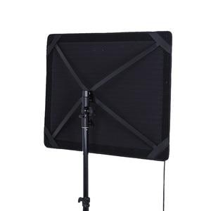 Image 4 - O rolo flexível de falconeyes RX 18TD 100 w 504 pces conduziu o vídeo 3200 k 5600 k luz rolável pano lâmpada & controlador da tela de toque do lcd