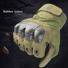 Army Combat Military Hunting Shooting Mittens Tactical Sport Gloves Full Finger Cycling Anti-skid Outdoor Hiking