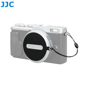 Image 1 - JJC Camera Lens Cap Keepers Clip for Fujifilm X70/ X100/X100S/X100T Original Lens Caps