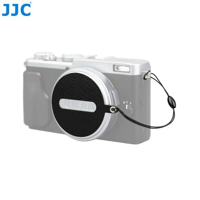JJC Camera Lens Cap Keepers Clip for Fujifilm X70/ X100/X100S/X100T Original Lens Caps