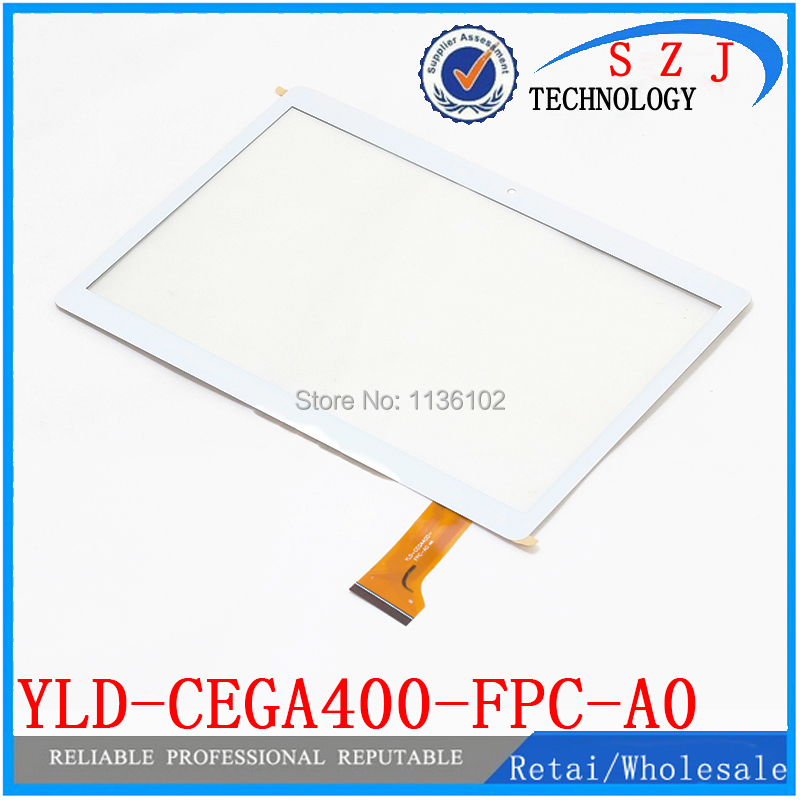 Original 10.5inch Touch Screen Digitizer YLD-CEGA400-FPC-A0 Touch Screen Panel Replacement Accessories Free Shipping