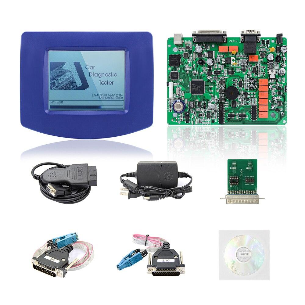 Image 5 - Digiprog III V4.94 OBD2 Version ST01 ST04 DIGIPROG3 Odometer correction Programmer FTDI 93C46 Chip DIGIPROG 3 V4.94 Programmer-in Car Diagnostic Cables & Connectors from Automobiles & Motorcycles