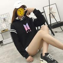 BTS Striped Hoodies (12 Models)