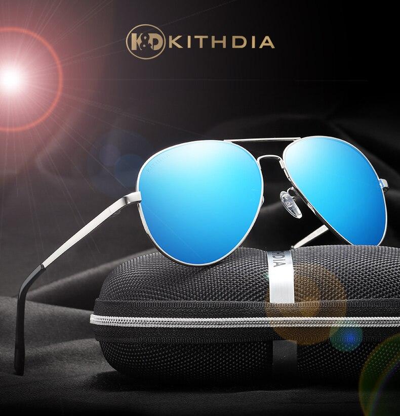 f2138d1b9a KITHDIA Men s Alloy Polarized Mens Sunglasses Mirror Sun Glasses Square  Goggle Eyewear Accessories For Men Female gafas  KD3025L