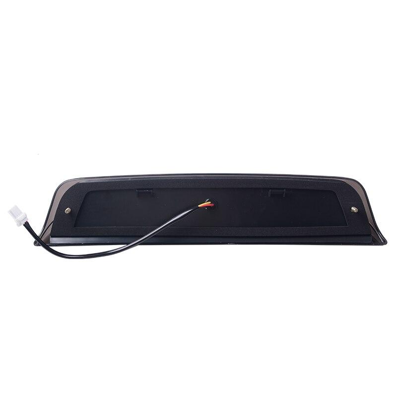 For 04-15 Titan A60 Black Housing DRL-Light-Bar LED Tail Lights