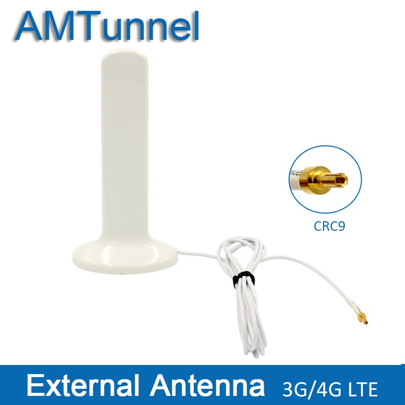 4G antenna 4G LTE antenna 3G antenna 30Dbi router external antenna with CRC9/TS9/SMA male for Huawei Router Modem