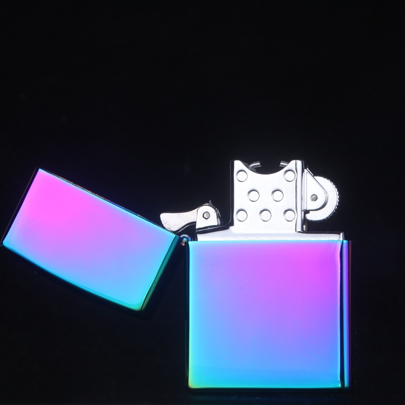 2016 Usb charging ultra thin windproof lighters double arc pulse arc creative personality font b electronic