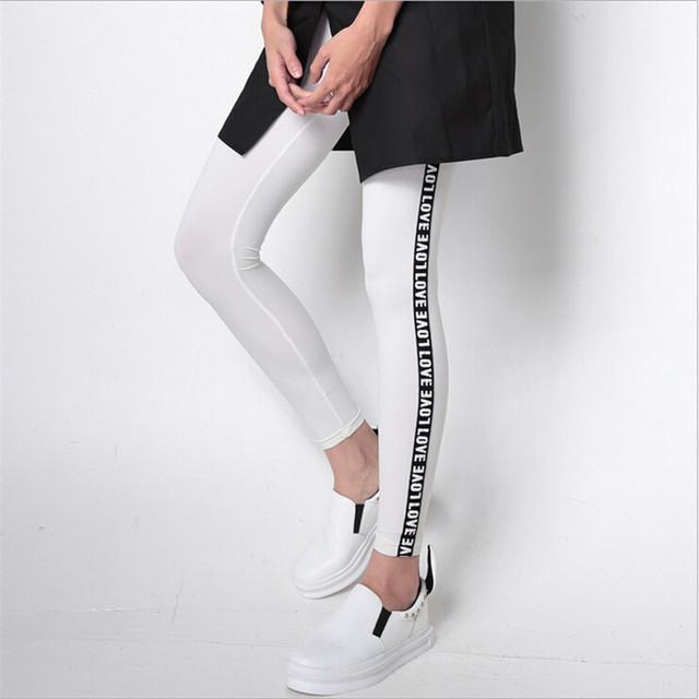 Mulheres Leggings de Comprimento No Tornozelo Leggings de Fitness Mulheres Legins Casual Aptidão Legging Calça Feminina Parágrafo Academia A2188