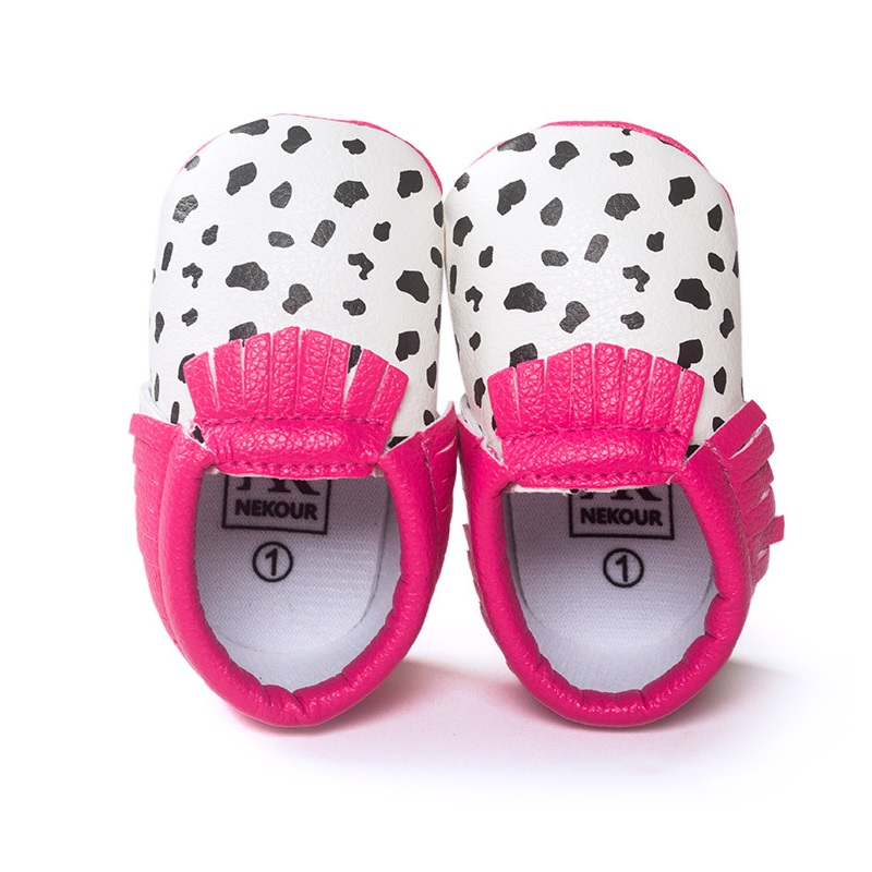 Milk Print Baby Girl Shoes Newborn First Walkers bebe Moccasins Children Sport Shoe Infant Boots Kids Sock