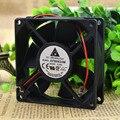 Entrega gratuita. 8025 8 cm 8 cm 24 v ventilador mudo ventilador industrial AFB0824M 0.1 Un convertidor de frecuencia