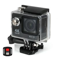 Upgrated 4K H9R WIFI Action Cameras 2 4G Remote Control Ultra Full HD 1080P 2 LCD