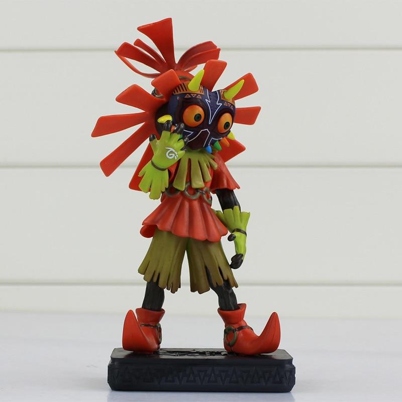 La leyenda de la máscara de Zelda Majora 3D Skull Kid PVC figura de ...