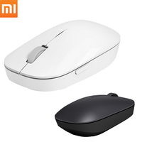 Original Xiaomi Mi Wireless Mouse Portable Mice Remote Wireless Optical Bluetooth 4 0 RF 2 4GHz
