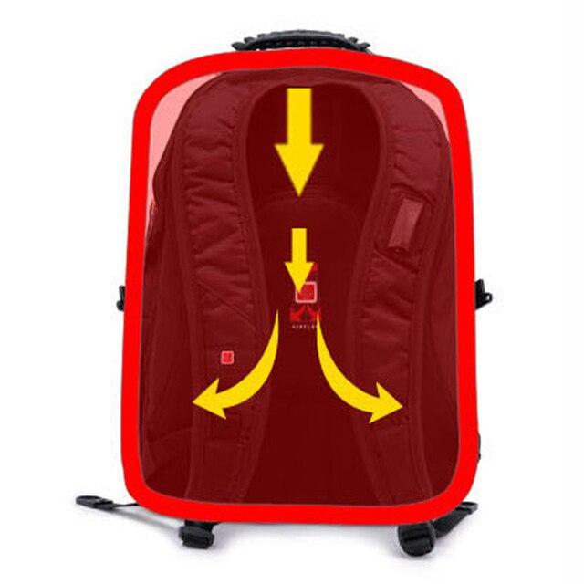 MAGIC UNION Man's Backpacks Men's Luggage & Travel bags Oxford Men Laptop Backpack Waterproof Mochila Masculina 15 Inch 3