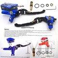 """Motorcycle Clutch Brake Master Cylinder Reservoir Kit Set OEM 7/8"""" 22mm Handle Bar For Honda CBR600RR 2003-06 For R1 R6 YZF"""