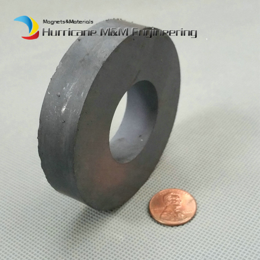 2pcs Ferrite Magnet Ring OD 70x32x15 mm grade C8 Ceramic Magnets for DIY Loud speaker Sound Box board Subwoofer 12 x 1 5mm ferrite magnet discs black 20 pcs