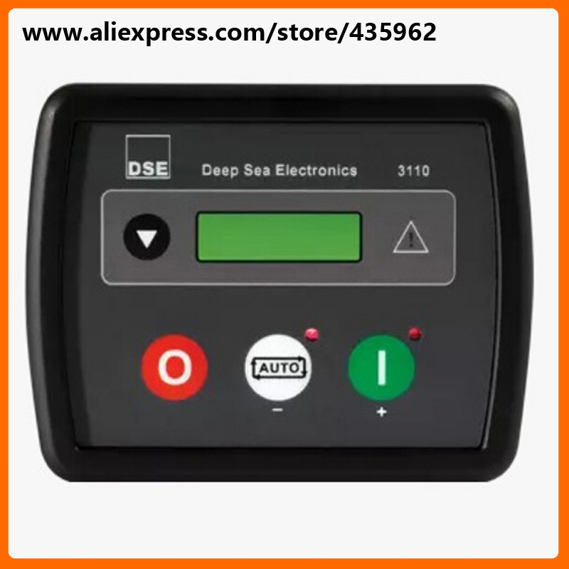 DSE3110 Generator Controller for Diesel Generator Set deep see controller high quality (MPU version) free shipping deep sea generator set controller module p5110 generator control panel replace dse5110