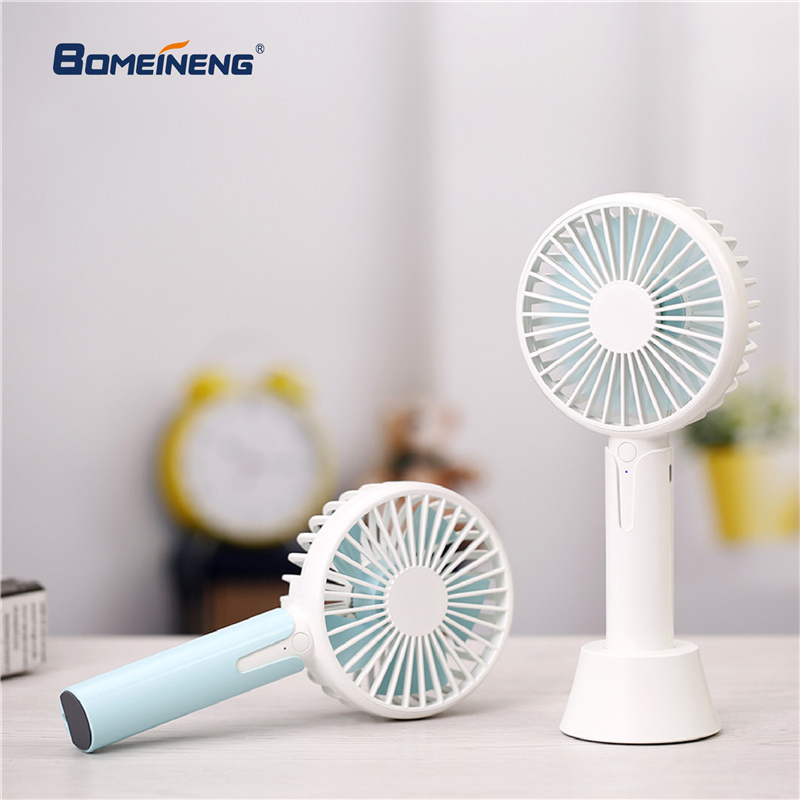 Back To Search Resultshome Appliances Mini Fan Usb Pocket Handheld Electric 4 Colors Lipstick Usb Fans Cooler Rechargeable Home Office Mini Fan Portable Mute Hot Sale