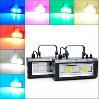 KTV Colorful Flash Light Sound Control Waterfall Strobe Lamp Di Bar LED Stage Light Effect