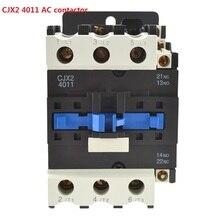 CJX2-4011 40A 3 P без NC контактор AC 220 В 380 В 110 В 48 В 36 В 24 В