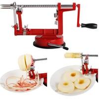 Fruit Apple Peeler Slicer Machine Potato Kitchen Tool multi function hand cranked peeler Fruit peeling knife peeled to core A1