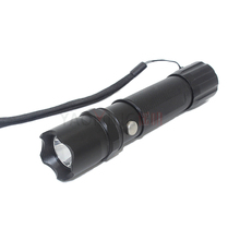 Tactical flashlight CREE Q5 3 modes led lamp torch lantern waterproof rechargeable light by 18650 or 3 x AAA  police linternas