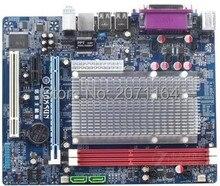 Бесплатная доставка для Mingxuan MS-D435E полностью интегрированы в материнская плата на борту двойной ПРОЦЕССОР DDR3 D435E