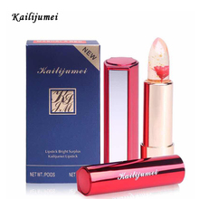 Lipstick Jelly Flower Lips Moisturizer