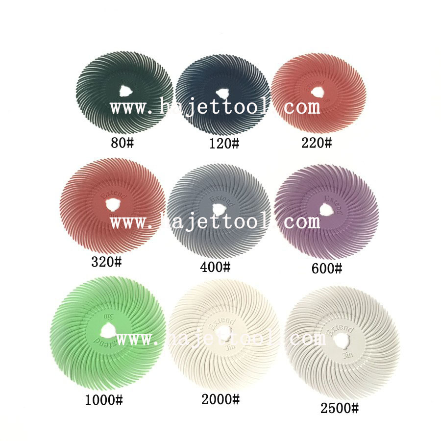 Free Shipping 3 Jewelry Polishing Discs 20pcs/bagpolishing Brush 3m Bristle Brushes Radial Discs Comes With 1pc Plastic Adaptor Back To Search Resultsjewelry & Accessories