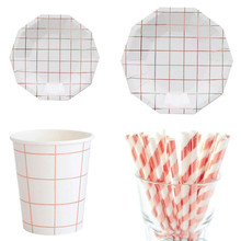Disposable Paper Tableware Sets