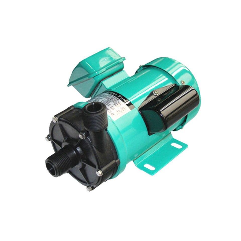 Abfall Gas Pumpen WunderschöNen Kreiselwasserpumpe Mp-70rzm 220 V 50 Hz Magnetantrieb Reinigung Ionenaustauschharz Sammeln Transport Abfallflüssigkeit