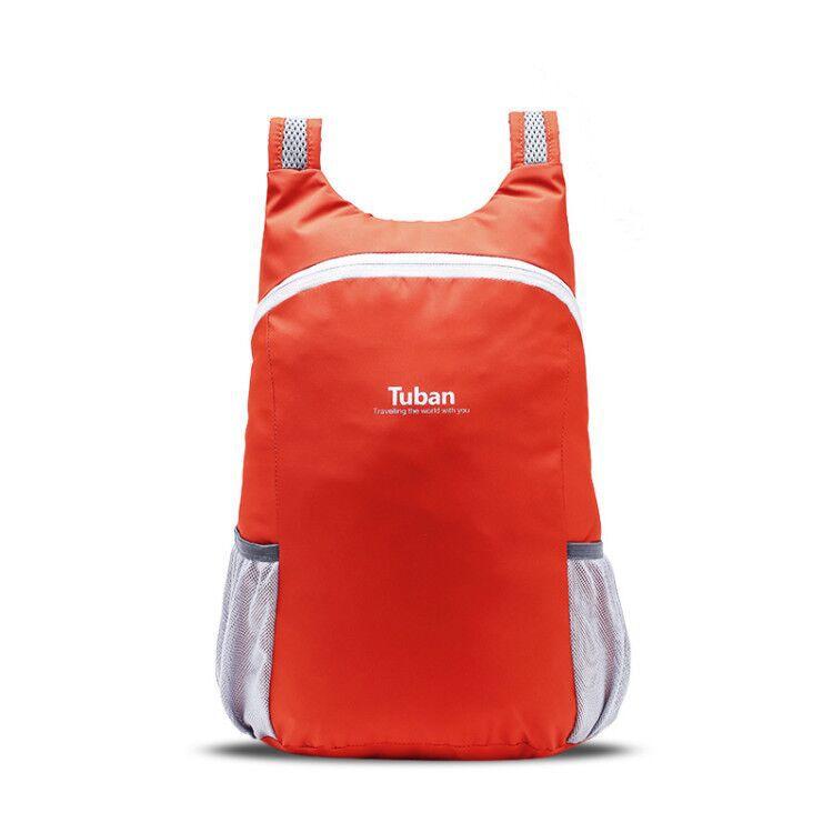 TUBAN Lightweight Nylon Foldable Backpack Waterproof Backpack Folding Bag Portable Pack for Women Men TravelTUBAN Lightweight Nylon Foldable Backpack Waterproof Backpack Folding Bag Portable Pack for Women Men Travel