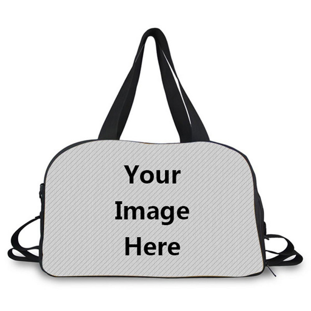 Эксклюзивный настройки вещевой мешок с отделением для обуви путешествий Essential багажные сумки одной плечевой ремень и портативный молния