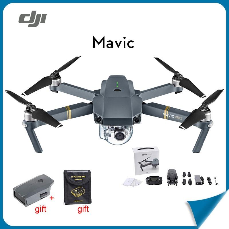 IN STOCK DJI Mavic Pro with HD Camera DJI Mavic Pro Drone FreeShipping