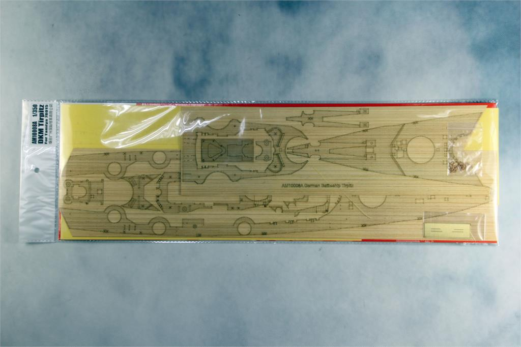 The new ARTWOX 78015 de piez Tamiya provided battleship wooden deck PE 3M AM10008A cover paper недорого