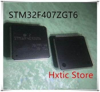 10pcs  STM32F407ZGT6 STM32F407 STM32F407ZG LQFP144