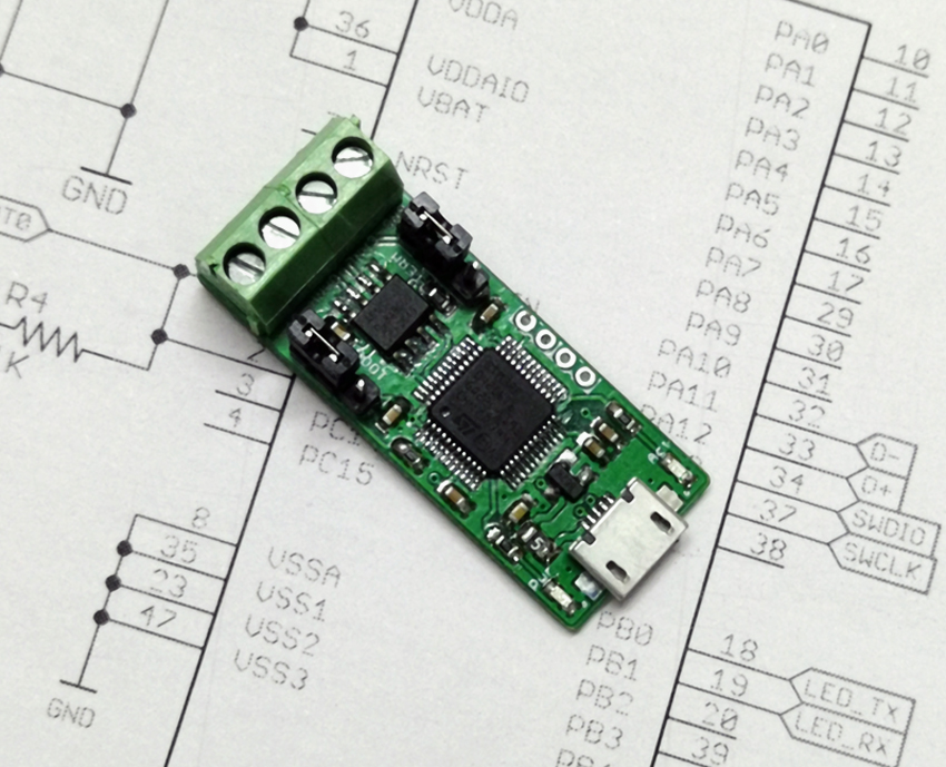 US $19 0 |cantact canable AZSMZ USB to CAN bus adapter analyzer serial 232  CAN support XP/WIN7/8/10 computer COM port github SocketCAN-in 3D Printer