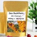 1 Paquete de Extracto de Espino amarillo Cápsula 400 mg x 180 unids envío gratis