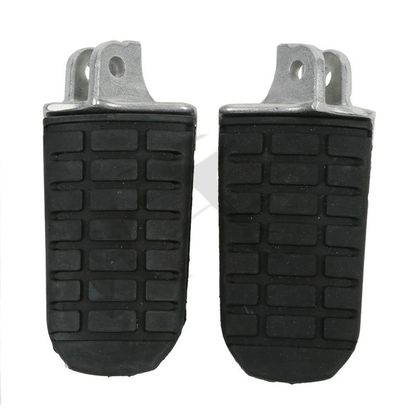 New One Pair Front Footrests Peg For Honda Goldwing GL1800 2001 2010 02 03 04 05