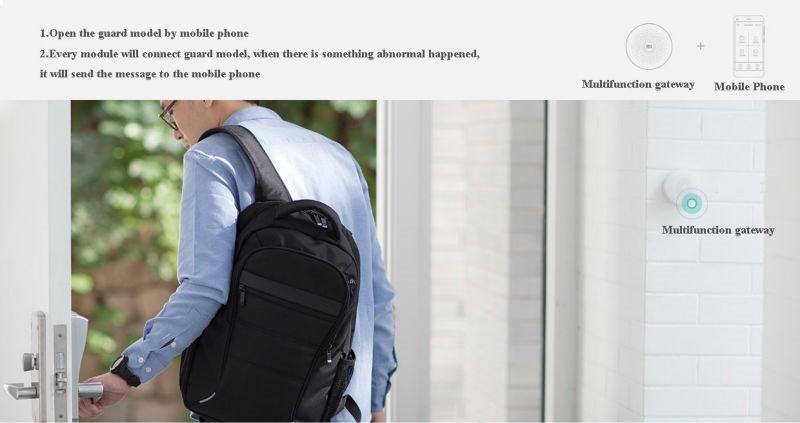Xiaomi Sensor inteligente de puerta 4