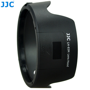 Image 4 - JJC Camera Lens Hood Flower Shade With CPL ND Filter Shadow for Canon EF 24 105mm f/3.5 5.6 IS STM Lens Replaces Canon EW 83M