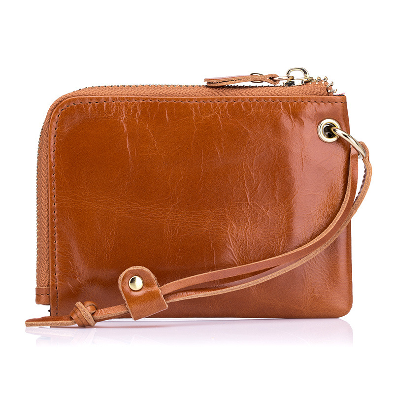 New Women Top Leather Coin Purse Genuine Cow Leather Mini Coin Wallets For Lady Money Change Bag Pouch Monederos Mujer Monedas стоимость
